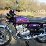 1973 Kawasaki H2A 750 triple