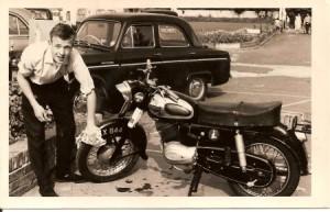 Zundapp 200S Summer 1960