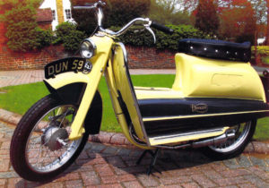 Dunkley Whippet S65 Scooter