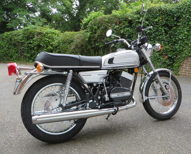 Yamaha RD350 B