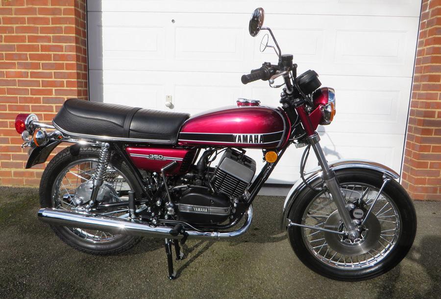 Yamaha RD350 A